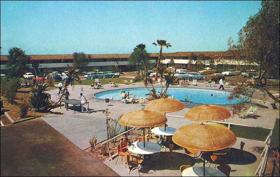 Viewing a thread forwardlooks in old pictures postcards for Costa mesa motor inn